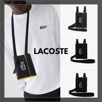 ☆Lacoste x National Geographic☆アニマル柄 ミニ財布
