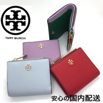 Tory Burch☆EMERSON MINI WALLET 二つ折財布☆税・送込