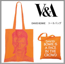 Victoria&Albert(ヴィクトリア&アルバート) エコバッグ エコバッグ 送料込【V&A】DAVID BOWIE トートバッグ