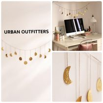 ☆URBAN OUTFITTERS☆Hammered Metal Moon Cycle Banner