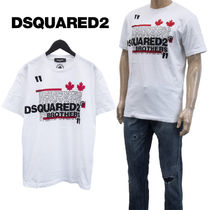 DSQUARED2 Dsquared2 Brothers Tシャツ S74GD0811-S22427-100