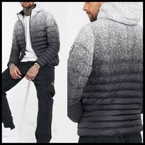ASOS Good For Nothing quilted jacket with hood