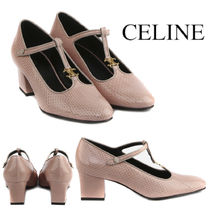 Celine Babies T-Bar Pump in Ayers