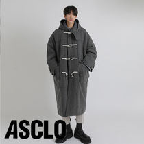 ASCLO Wool Neo Fresnes Double Coat (3color)