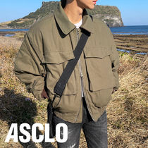 ASCLO Two Pocket Boing Balloon Field Jacket (2color)