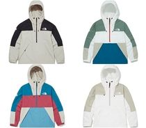 ● THE NORTH FACE_NEW MOUNTAIN ANORAK ●