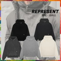 *REPRESENT/リプレゼント* BLANK HOODIE フーディ