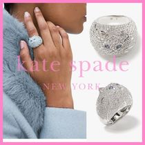 SALE*kate spade*pretty kitty pave ring*指輪*リング*猫