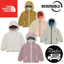 THE NORTH FACE K'S REVERSIBLE FLEECE HOODIE 2 MU1895 追跡付