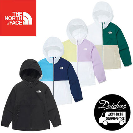 THE NORTH FACE キッズアウター THE NORTH FACE K'S COMPACT AIRY JACKET MU1896 追跡付