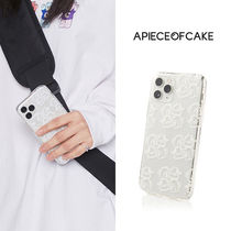 ★A PIECE OF CAKE★送料込み★iPhoneケース Clear Phone Case