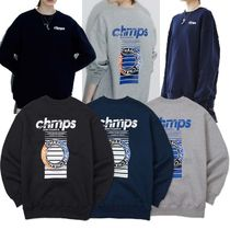 BORN CHAMPS★ CHMPS ONE CREWNECK トレーナー3カラー CETDMMT03
