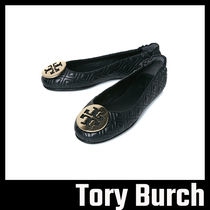 【Tory Burch】QUILTED MINNIE BALLERINAS
