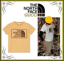 【GUCCI X THE NORTH FACE】レディース Tシャツ♪
