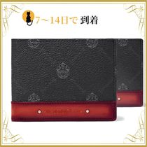 送料無料Excursion Signature Canvas and Leather Billfold