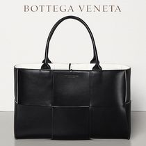 ∞∞ BOTTEGA VENETA ∞∞ Arco intrecciato leather トート☆