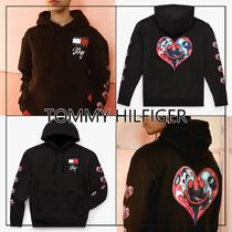 """【Tommy Hilfiger】""""TOMMY JEANS × MAGO"""" コラボ パーカー"""