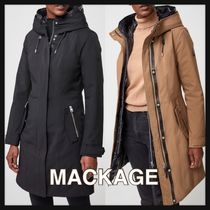 【Mackage】KATIE 取り外し可能3in1☆軽量ダウンコート