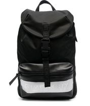 【GIVENCHY】 BACKPACK WITH LATEX STRIP