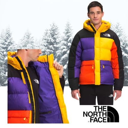 【THE NORTH FACE】新作MEN'S BLOCKED HMLYN DOWN PARKA