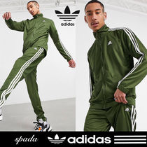 SALE【adidas】ロゴ セットアップ カーキ / 送料無料