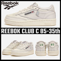 【REEBOK】 CLUB C 85-35th