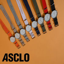 Dairy Nato Band Watch (8color)