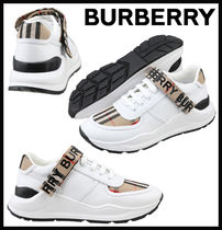 【Burberry】 RONNIE SNEAKERS ★安全発送