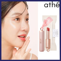 [athe] AUTHENTIC LIP SHINE 5色★ギフトラッピングセット★人気