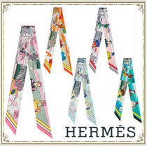 HERMES Twilly Wow