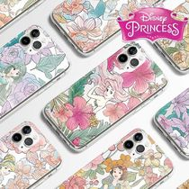 正規品 Disney Princess Flower iPhone Case プリンセスケース
