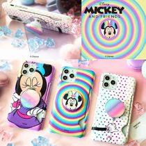 Disney Minnie Mouse Rainbow case ミニーマウスカードケース