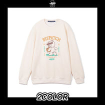 [AQO X DISPATCH] AQO X DISPATCH SWEATSHIRTS 2COLOR 送料無料