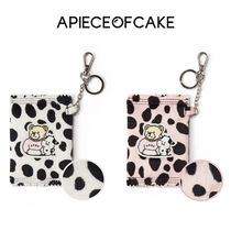 ★A PIECE OF CAKE★送料込み★韓国★Cow Pattern Mini Wallet
