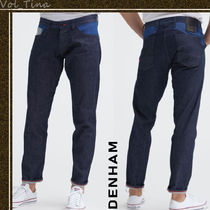 DENHAM◆KINETIC 90MIX SUSTAINABLE DEINIM - WIDE, TAPERED FIT
