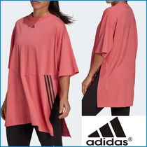 adidas★WOMEN'S ATHLETICS★OVERSIZE TEE_ H47490