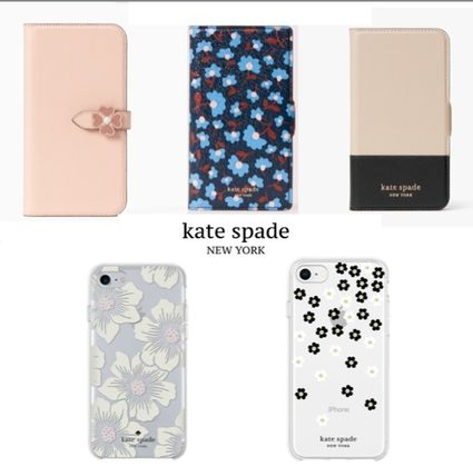 ★kate spade★iphone 8(XS) folios/hard case★5種類