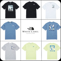 [THE NORTH FACE] ★韓国大人気★ONE EARTH S/S R/TEE