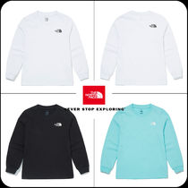 [THE NORTH FACE]★韓国大人気★K'S ESSENTIAL L/S R/TEE