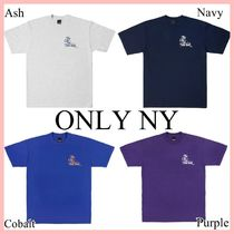 ONLY NY City of New York ロゴ 半袖 Tシャツ 4色 送料込み