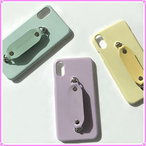 【MIDNIGHT MOMENT.】leather grip case ver.1〜iPhone&Galaxy用