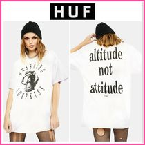 【最新作】人気♪ ☆ HUF ☆ ALTITUDE SHORT SLEEVE GRAPHIC TEE