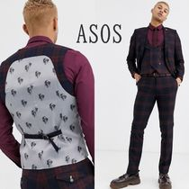 ASOS☆Twisted Tailorスーパースキニースーツ 3点セット