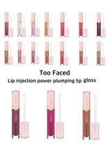 Too Faced(トゥーフェイスド) リップグロス・口紅 〈Too Faced〉★2021SS★Lip Injection power plumping gloss