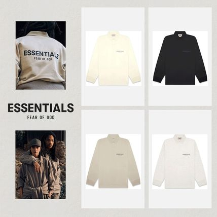 【FOG - Fear Of God】Essentials - LS Polo Shirt (関税送料込)