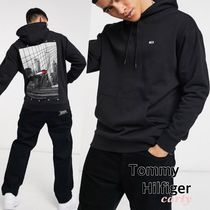 【Tommy Hilfiger】バックトーンNYCパーカー 送料・関税込み