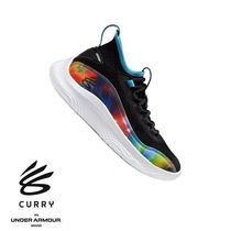 UNDER ARMOUR (アンダーアーマー ) キッズスニーカー 大人もOK !Under Armour Curry 8アンダーアーマーカリー22~25cm
