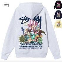 STUSSY(ステューシー) パーカー・フーディ *新作リリース2021'* Stussy Psychedelic Hoodie