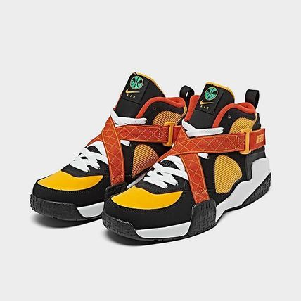 Nike キッズスニーカー BIG KIDS' NIKE X ROSWELL RAYGUNS AIR RAID - DD9281 001(2)