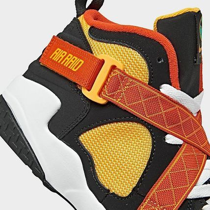 Nike キッズスニーカー BIG KIDS' NIKE X ROSWELL RAYGUNS AIR RAID - DD9281 001(3)
